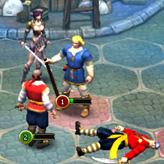Kings Bounty: Легионы скриншот 1