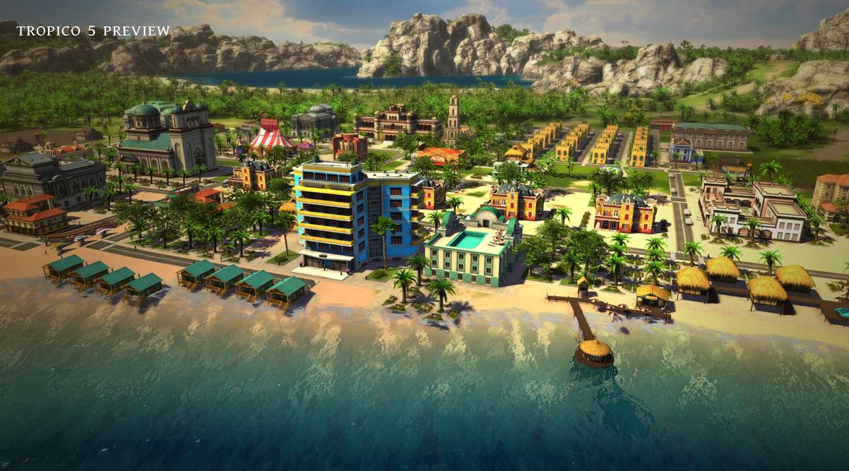 Tropico 5 на Xbox 360