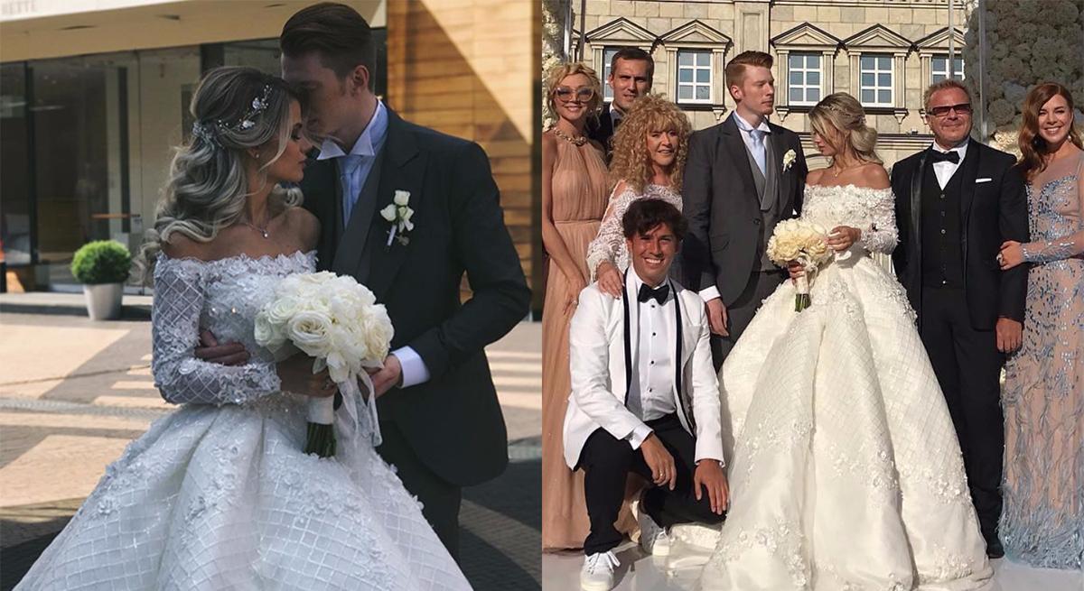 свадьба сына преснякова фото вас тоже любит