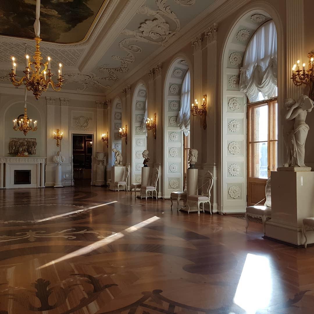 Михайловский дворец в санкт петербурге фото внутри