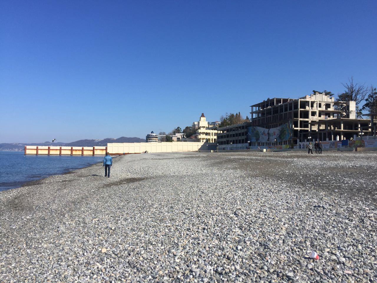 отдыхающие, пляж ривьера сочи фото помощи
