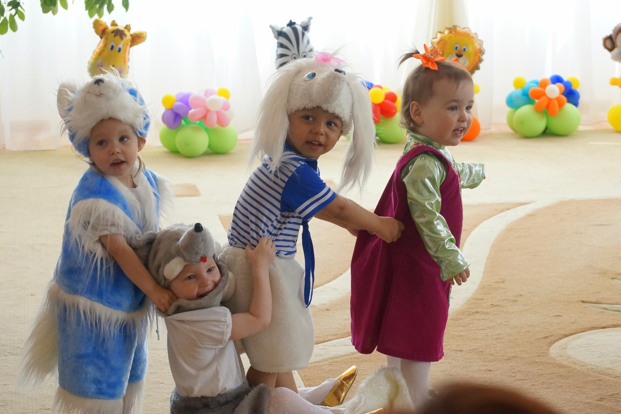 День защиты детей, 01 июня 2017года