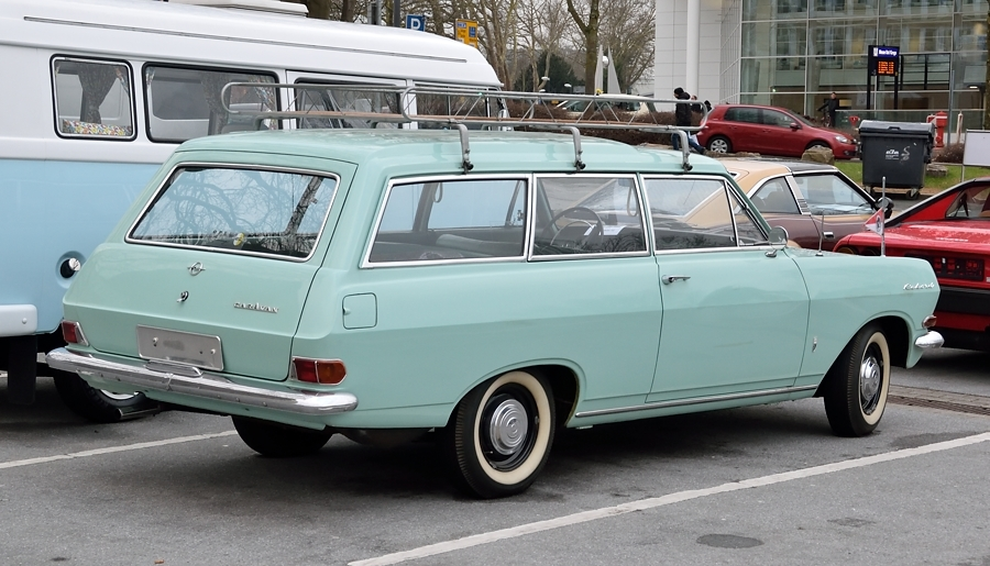 Техноклассика. Opel выставка